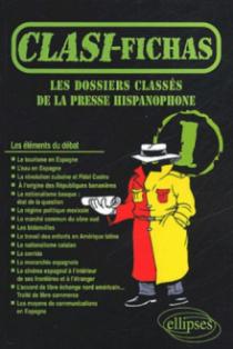 Clasi Fichas 1 - Les dossiers classés de la presse hispanophone