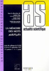 mémoire des mots (La)