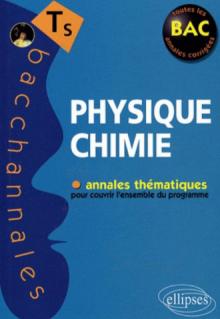 Physique-Chimie - Terminale S Enseignement obligatoire et de spécialité