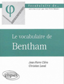 vocabulaire de Bentham (Le)