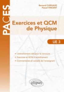 Exercices et QCM de Physique - UE3