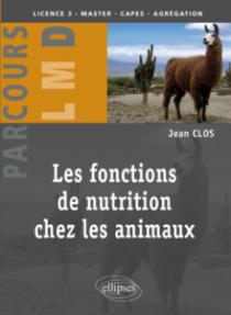 Les fonctions de nutrition chez les animaux