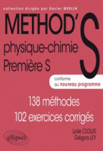 Physique-Chimie - Première S conforme au nouveau programme 2011