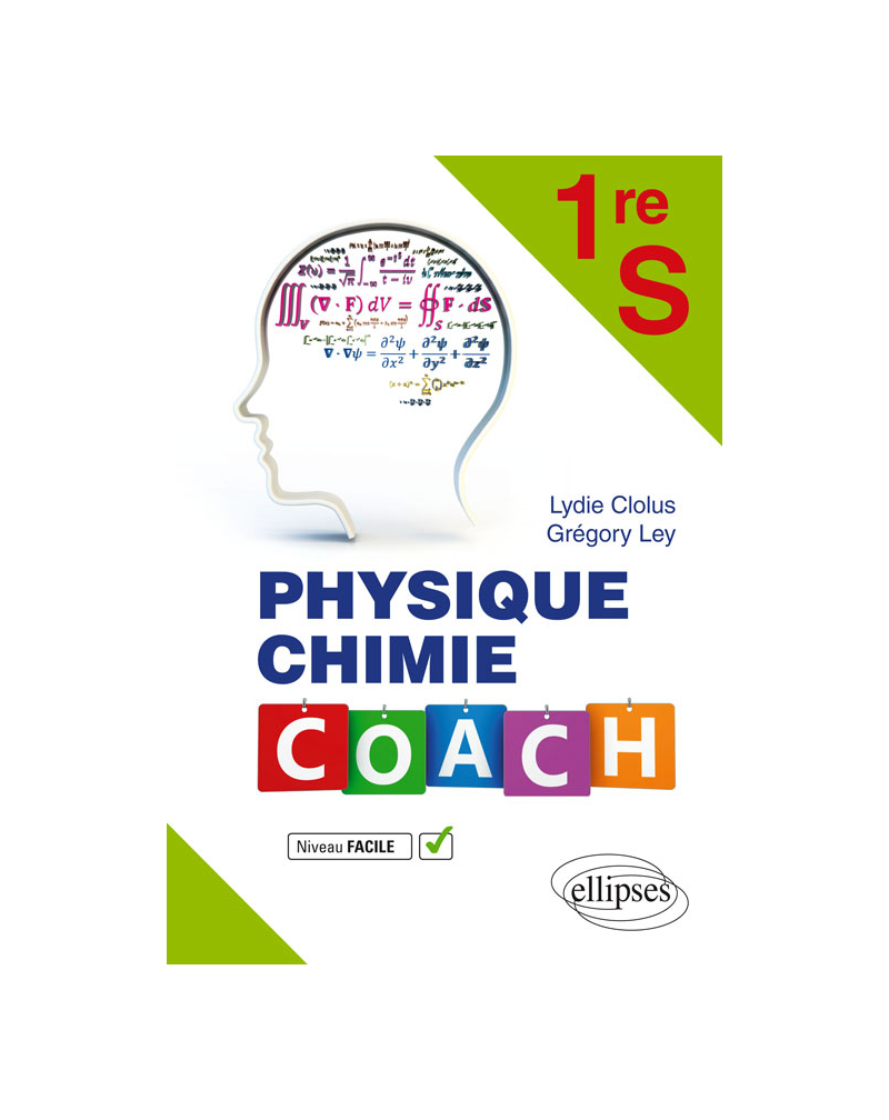 Physique chimie Coach Première S niveau facile