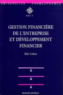 Gestion financière de l'entreprise et développement financier