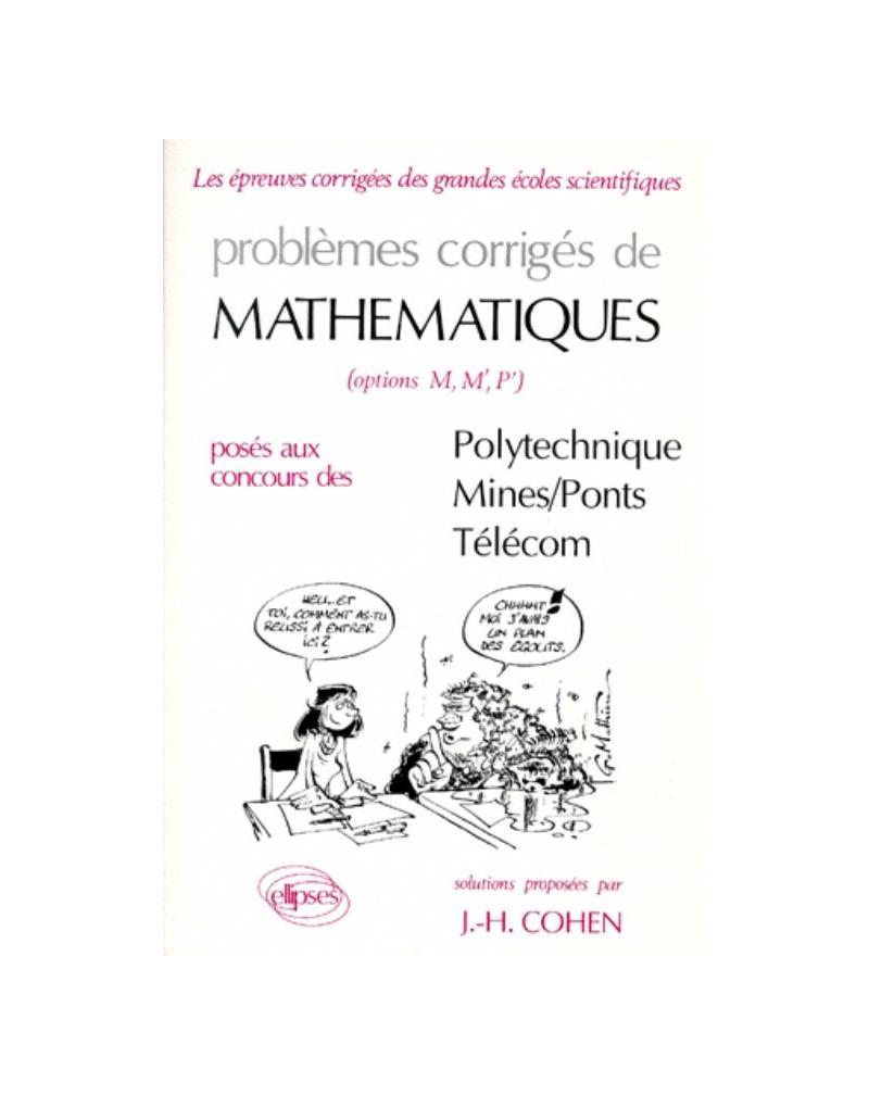 Mathématiques Polytechnique, Mines/Ponts 1989-1990 - Tome 4