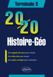 20/20 en histoire-géographie - Terminale S