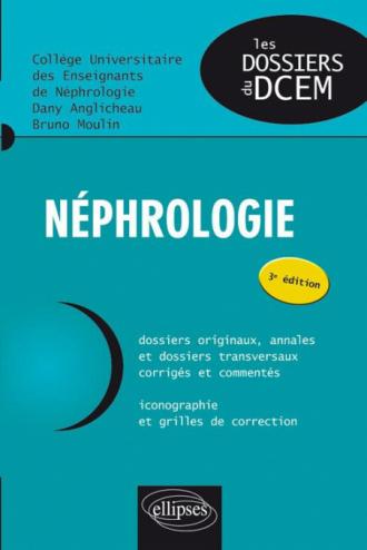 Néphrologie - 3e édition
