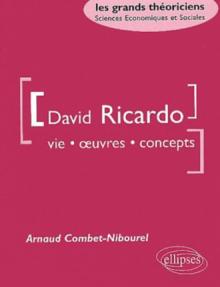 Ricardo David - Vie, oeuvres, concepts