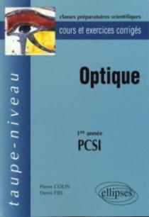 Optique PCSI - Cours et exercices corrigés