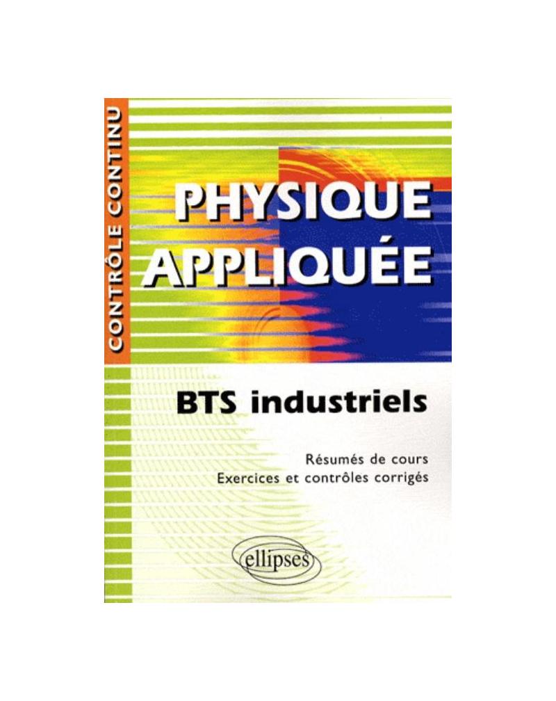 Physique appliquée - BTS industriel