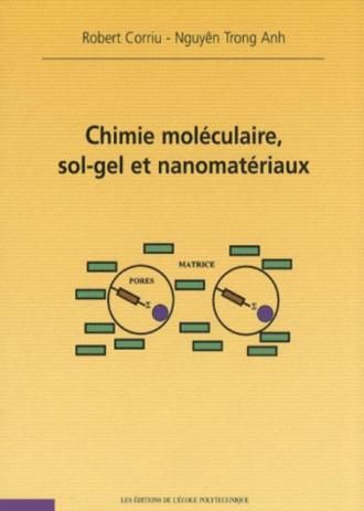Chimie moléculaire, sol-gel et nanomatériaux