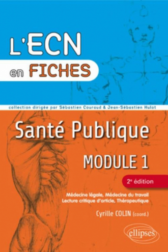 Santé publique (module 1) - 2e édition