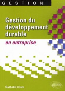 Gestion du développement durable en entreprise