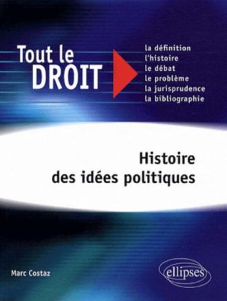 Histoire des idées politiques