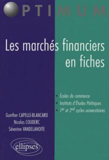 Les marchés financiers en fiches
