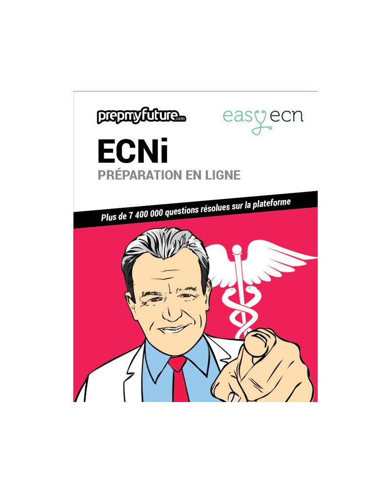 ECNi. Préparation en ligne
