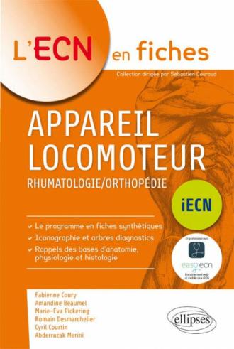 Appareil locomoteur (rhumatologie/orthopédie)