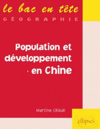 Population et développement en Chine