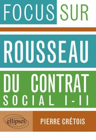 Du contrat social, I-II, Rousseau