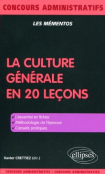 La culture générale en 20 leçons