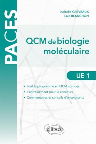 UE1 - QCM de Biologie moléculaire