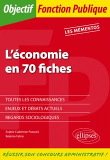 L'économie en 70 fiches