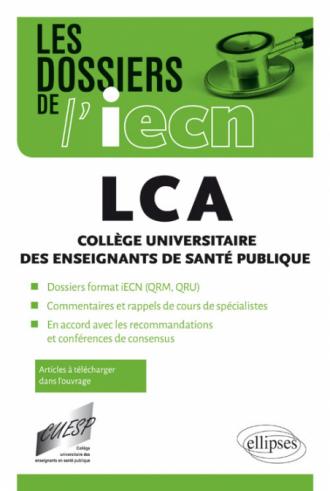 LCA - Collège Universitaire des Enseignants de Santé Publique