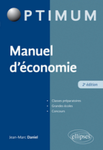 Manuel d'économie - 2e édition