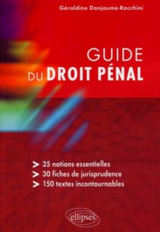 Guide du droit pénal