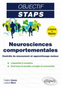 Neurosciences comportementales - Contrôle du mouvement et apprentissage moteur