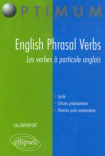 English Phrasal Verbs, Les verbes à particule anglais