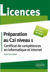 Préparation au Certificat de compétences en informatique et internet (C2I niveau 1)