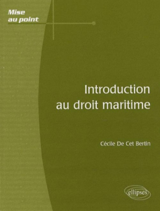 Introduction au droit maritime