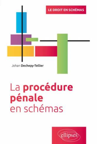 La procédure pénale en schémas