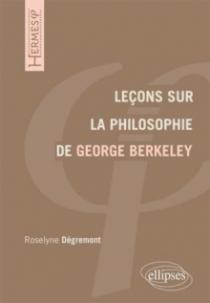 Leçons sur la philosophie de Georges Berkeley