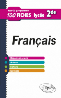 Français. Seconde