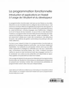 La programmation fonctionnelle - Introduction et applications en Haskell à l'usage de l'étudiant et du développeur