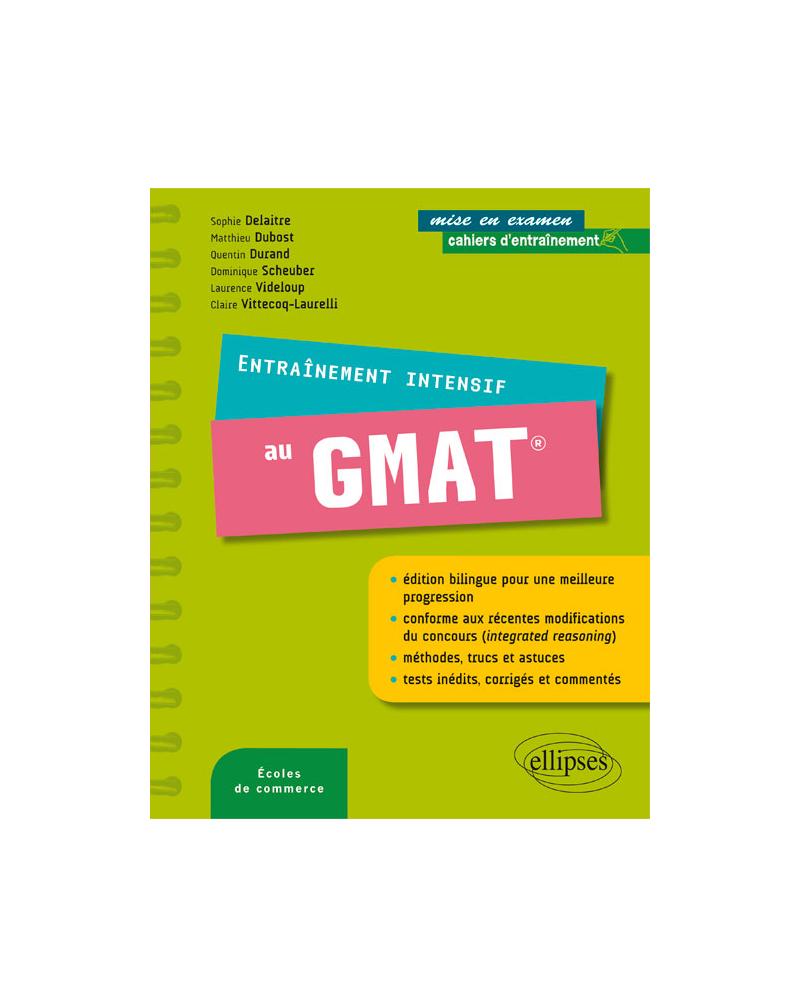 Entraînement intensif au GMAT®
