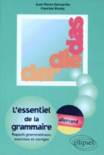 Der, die, das - L'essentiel de grammaire allemande - Exercices et solutions