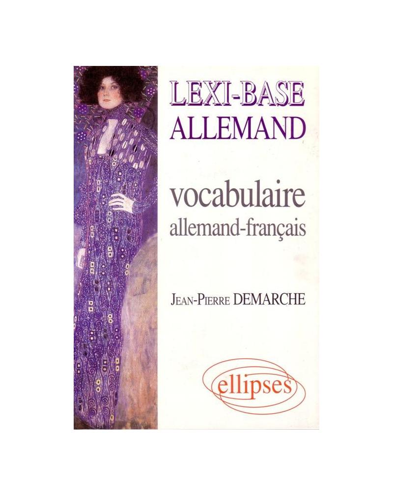 Lexi-Base (vocabulaire allemand-français)