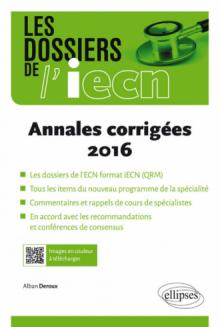 ECNi – Annales corrigées 2016