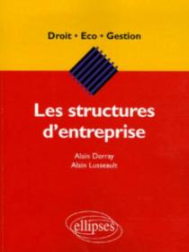 Les structures d'entreprise