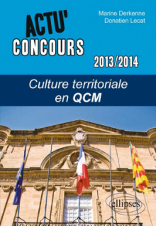 Culture territoriale en QCM 2013-2014