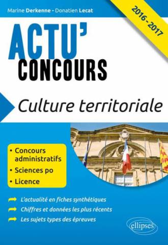 Culture territoriale - 2016-2017
