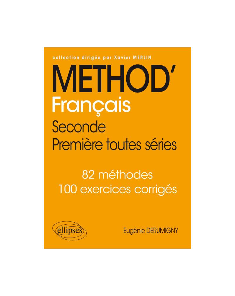 Méthod'L Français - Seconde/Première toutes séries