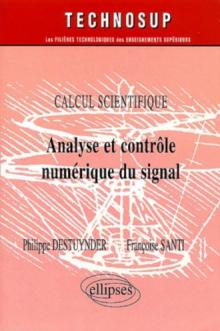 Analyse et contrôle numérique du signal - Calcul scientifique - Niveau C