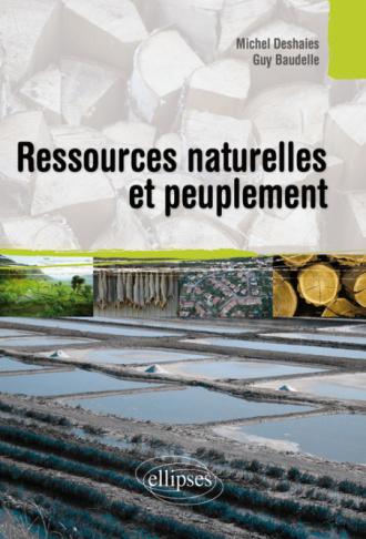 Ressources naturelles et peuplement
