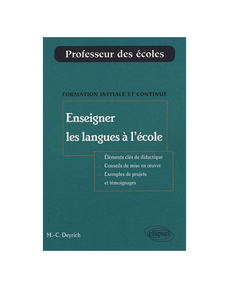 Enseigner les langues à l'école