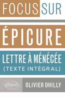 Epicure, Lettre à Ménécée et Lucrèce, De la nature